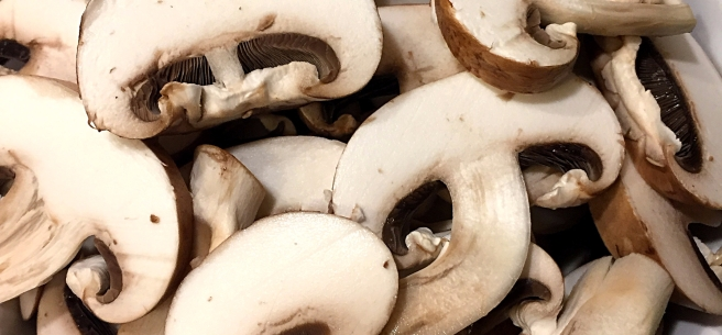 mushrooms-pie